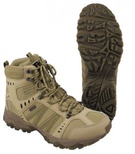 COMBAT BOOTS TACTICAL COYOTE  TAN