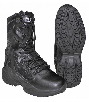 TACTICAL BOOTS THINSULATE ZWART