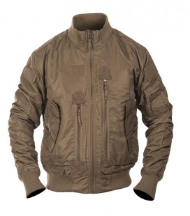 US TACTICAL FLIGHT JACKET  MILTEC COYOTE