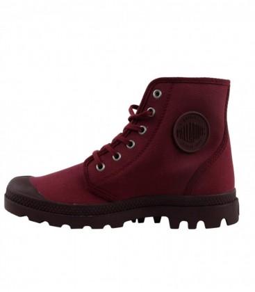 pllladium boots cabernet