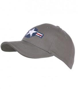 BASEBALL CAP USAF WW II GRIJS