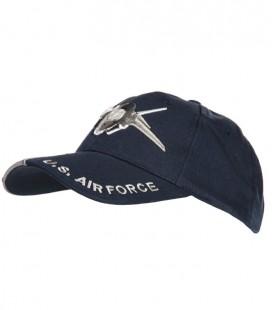 BASEBALL CAP F-35 BLAUW