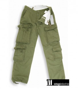 PACKPANT CARGO BROEK OLIVE