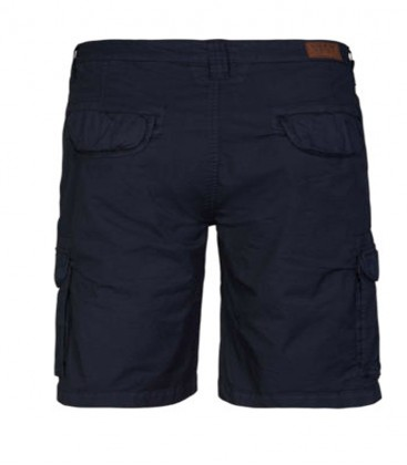 VITAN CASUAL BERMUDA DARK NAVY G.I.G.A. BY KILLTEC KATOEN