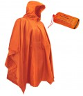 REGEN PONCHO SAFETY ORANJE