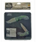 BUCK COLLECTORS SET  206 & 207 LIMITED EDITTION GIFT BOX