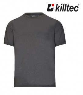 TONARON FUNCTIONAL OUTDOOR T SHIRT  ANTRACITE