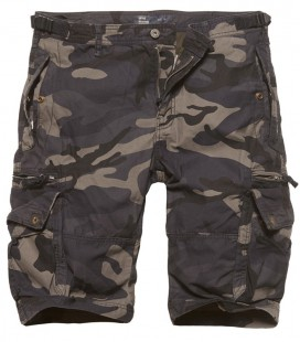 GANDOR SHORT DARK CAMO/TRAVEL SHORT MET RITS ZAKKEN