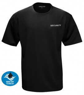 SECURITY FUNKTIONS T-SHIRT QUICKDRY