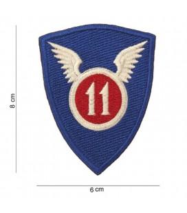 EMBLEEM US 11TH AIRBORNE DIVISION