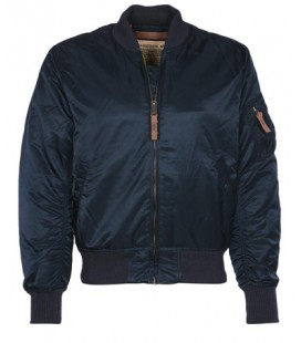 MA- 1 VF 59 WOMENS FLIGHT JACKET REP BLUE / BOMBER