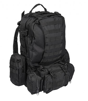 Defense Pack Assembly zwart