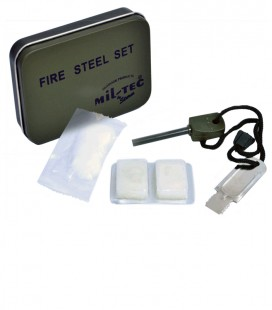 FIRE STEEL SET