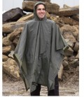 FESTIVAL/NOOD PONCHO OLIVE