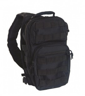 ONE STRAP ASSAULT PACK ZWART