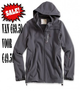 SOFT SHELL HOODY BEAST