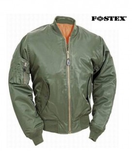 MA 1 FLIGHT JACKET SAGE FOSTEX